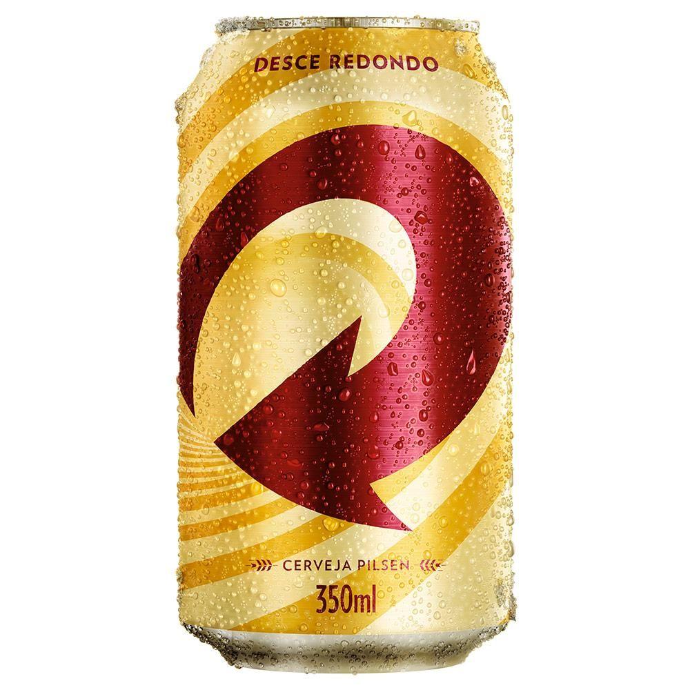 Cerveja Nacional Skol Lata Caixa c/ 12un de 350ml